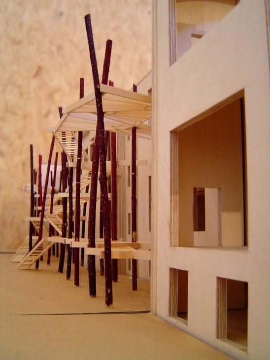 la cit nationale de l histoire de l immigration chlo bodart construire. Black Bedroom Furniture Sets. Home Design Ideas